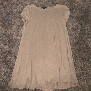 Tee shirt dress (never worn)
